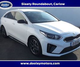 KIA CEED PRO PRO 1.6D 5DR FOR SALE IN CARLOW FOR €29,250 ON DONEDEAL