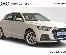 AUDI A1 NEW SPORTBACK 30 TFSI 110HP SE FOR SALE IN DUBLIN FOR €28,542 ON DONEDEAL
