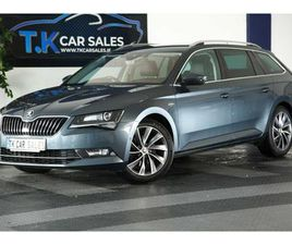 LAURIN & KLEMENT 2.0 TDI 150PS ESTATE