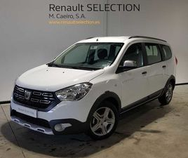 LODGY 1.5DCI STEPWAY 7PL. 81KW