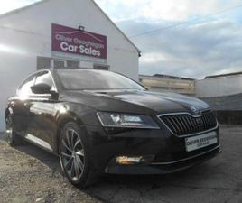 LAURIN & KLEMENT 2.0 TDI 190 BHP (CAMERA+HEATED LEATHER+SELF PARK+LANE ASSIST)