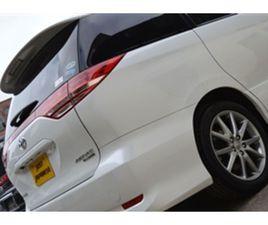 USED 2006 TOYOTA ESTIMA 2.4 AERAS S EDITION, 8 SEATER MPV AUTO MPV 67,467 MILES IN WHITE F