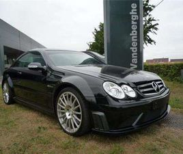 BLACK SERIES CLASSE COUPE (C209)
