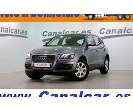 AUDI Q5 2.0 TDI QUATTRO 170 CV S-TRONIC 4X4, SUV O PICKUP DE SEGUNDA MANO EN MADRID   AUTO