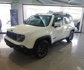 JEEP RENEGADE 1.8 LIMITED 4X2 AT