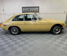 1973 MG BGT B GT COUPE