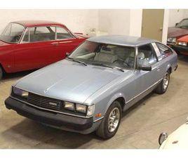 1981 TOYOTA CELICA LIFTBACK GT!