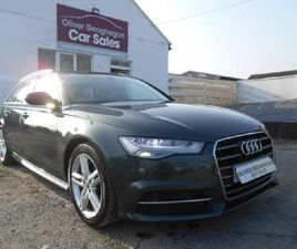 AUDI A6 S LINE TDI ULTRA AUTO 190 BHP (SAT NAV BL FOR SALE IN GALWAY FOR €25,950 ON DONEDE