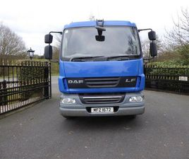 2012(DEC) DAF LF55.180 22FT CHASSIS CAB FOR SALE IN TYRONE FOR £10,750 ON DONEDEAL