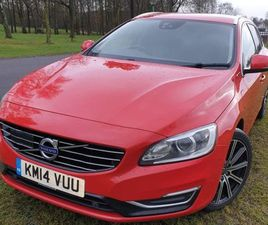 VOLVO V60 2.4 D6 GEARTRONIC AWD (S/S) 5DR