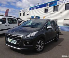 PEUGEOT 3008 1.6 BLUEHDI 120 CH STYLE II S&S