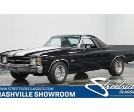 FOR SALE: 1971 CHEVROLET EL CAMINO IN LAVERGNE, TENNESSEE