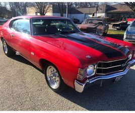 FOR SALE: 1971 CHEVROLET CHEVELLE IN STRATFORD, NEW JERSEY