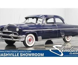 FOR SALE: 1954 MERCURY CUSTOM IN LAVERGNE, TENNESSEE