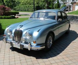 1963 JAGUAR MKII LHD RESTORED | CLASSIC CARS | CITY OF TORONTO | KIJIJI