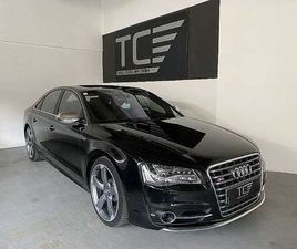 AUDI A8 S8 4,0 FSI V8 , 21 ZOLL, LED, AAC, STANDHEIZUNG... LIMOUSINE
