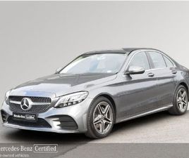 MERCEDES-BENZ C-CLASS 200P--EQ BOOST--AMG SPORT-- FOR SALE IN DUBLIN FOR €47,950 ON DONEDE