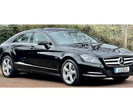 MERCEDES-BENZ CLS-CLASS 350 CDI BLUE EFFICIENCY 4 FOR SALE IN DUBLIN FOR €14,950 ON DONEDE
