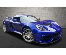 LOTUS EXIGE SPORT 390 FINAL EDITION (BRAND NEW AND UNREGISTERED)