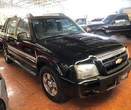 CHEVROLET S10 2.4 EXECUTIVE CAB. DUPLA 4X2 FLEXPOWER 4P - R$ 57.000