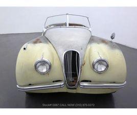 FOR SALE: 1951 JAGUAR XK120 IN BEVERLY HILLS, CALIFORNIA