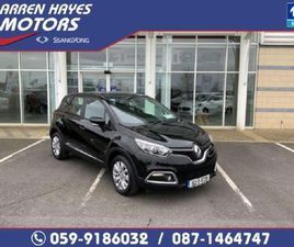 RENAULT CAPTUR LIFE 1.5 DCI 90 EU6 4DR FOR SALE IN CARLOW FOR €11,445 ON DONEDEAL