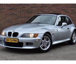 BMW Z3 COUPÉ 2.8 ;98 NL AUTO KANTELDAK INRUIL MOGELIJK