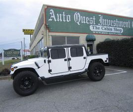FOR SALE: 2003 HUMMER H1 IN TIFTON, GEORGIA