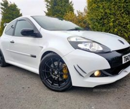 USED 2010 RENAULT CLIO RENAULTSPORT HATCHBACK 97,000 MILES IN RACING FOR SALE | CARSITE