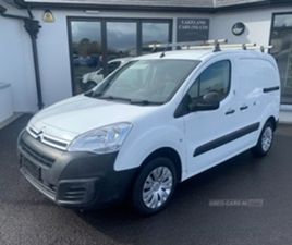 USED 2014 CITROEN BERLINGO 625 ENTERPRISE H NOT SPECIFIED 99,000 MILES IN WHITE FOR SALE |
