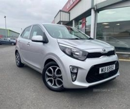 USED 2018 KIA PICANTO 1.25 MPI 3 HATCHBACK 18,000 MILES IN SILVER FROST FOR SALE   CARSITE