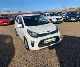 USED 2018 KIA PICANTO 1.0 2 5D 66 BHP HATCHBACK 11,378 MILES IN WHITE FOR SALE | CARSITE