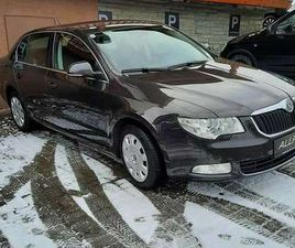 SKODA SUPERB 4X4 AMBITION CR 2,0 TDI DPF - GEBRAUCHTWAGEN.AT