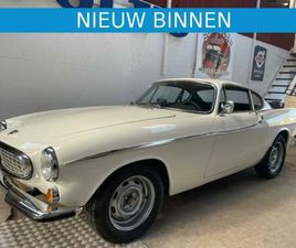 ② VOLVO P1800 P1800S S CONCOURSSTAAT BETTER THAN NEW - VOLVO