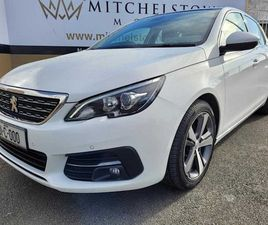 PEUGEOT 308, 2018 FOR SALE IN CORK FOR €16,500 ON DONEDEAL