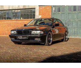 BMW 7 SERIE YOUNGTIMER 750I