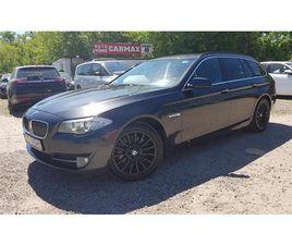BMW SERIA 5 3.0 204 AUTOMAT TOURING SPORTSITZE BEZWYPADKOW