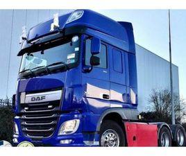 DAF XF 510 6X2 EURO 6