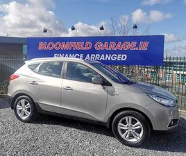 HYUNDAI IX35, 2011 FOR SALE IN DUBLIN FOR €8,950 ON DONEDEAL