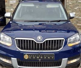 SKODA YETI, 2016 €10900 TDI FOR SALE IN LOUTH FOR €10,900 ON DONEDEAL