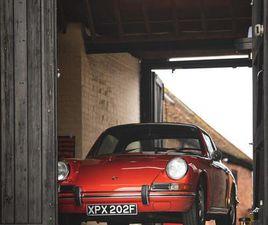 PORSCHE 912 SOFT WINDOW TARGA 1968