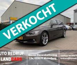 BMW 3-SERIE TOURING 320D HIGH EXECUTIVE 360 CAMERAACCLEDERHEAD UP UIT 27-03-2013 AANGEBODE