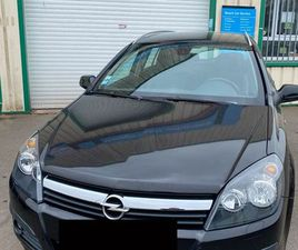 OPEL ASTRA BREAK 2006 1.9CDTI 120