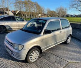 DAIHATSU CUORE BASE 3DR FOR SALE IN DUBLIN FOR €1090 ON DONEDEAL
