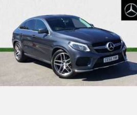 GLE 350D 4MATIC AMG LINE 5DR 9G-TRONIC AUTO