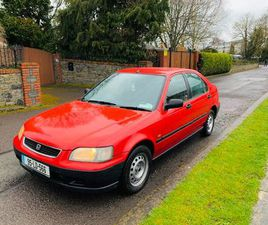 HONDA CIVIC 1995 NEW NCT FOR SALE IN MEATH FOR €1,450 ON DONEDEAL
