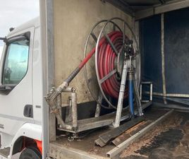 DAF OIL FUEL TRUCK HOSE REEL FOR SALE IN ARMAGH FOR €1 ON DONEDEAL