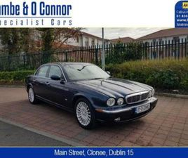 SOVEREIGN 2.7D *** ONE OWNER *** BLUE MET / CREAM HIDE *** LOW MILES *** FULL SERVICE HIST