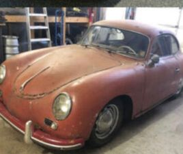 WANTED! OLD PORSCHE 356 ANY CONDITION 1945-1965 !! | CLASSIC CARS | CALGARY | KIJIJI