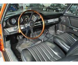 1968 PORSCHE 912 912 KARMANN